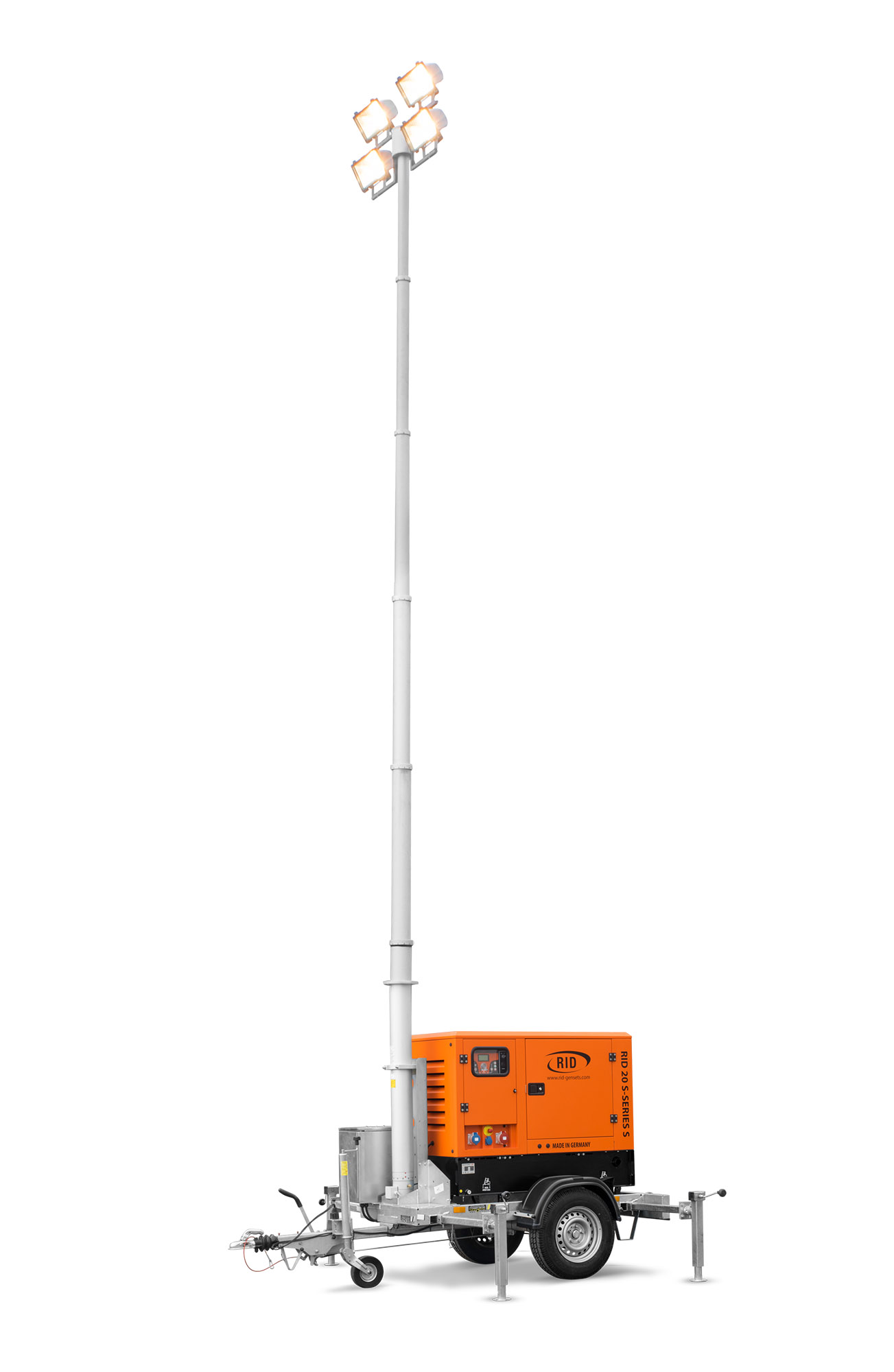 RID 20 S-SERIES S LICHTMAST iso 2