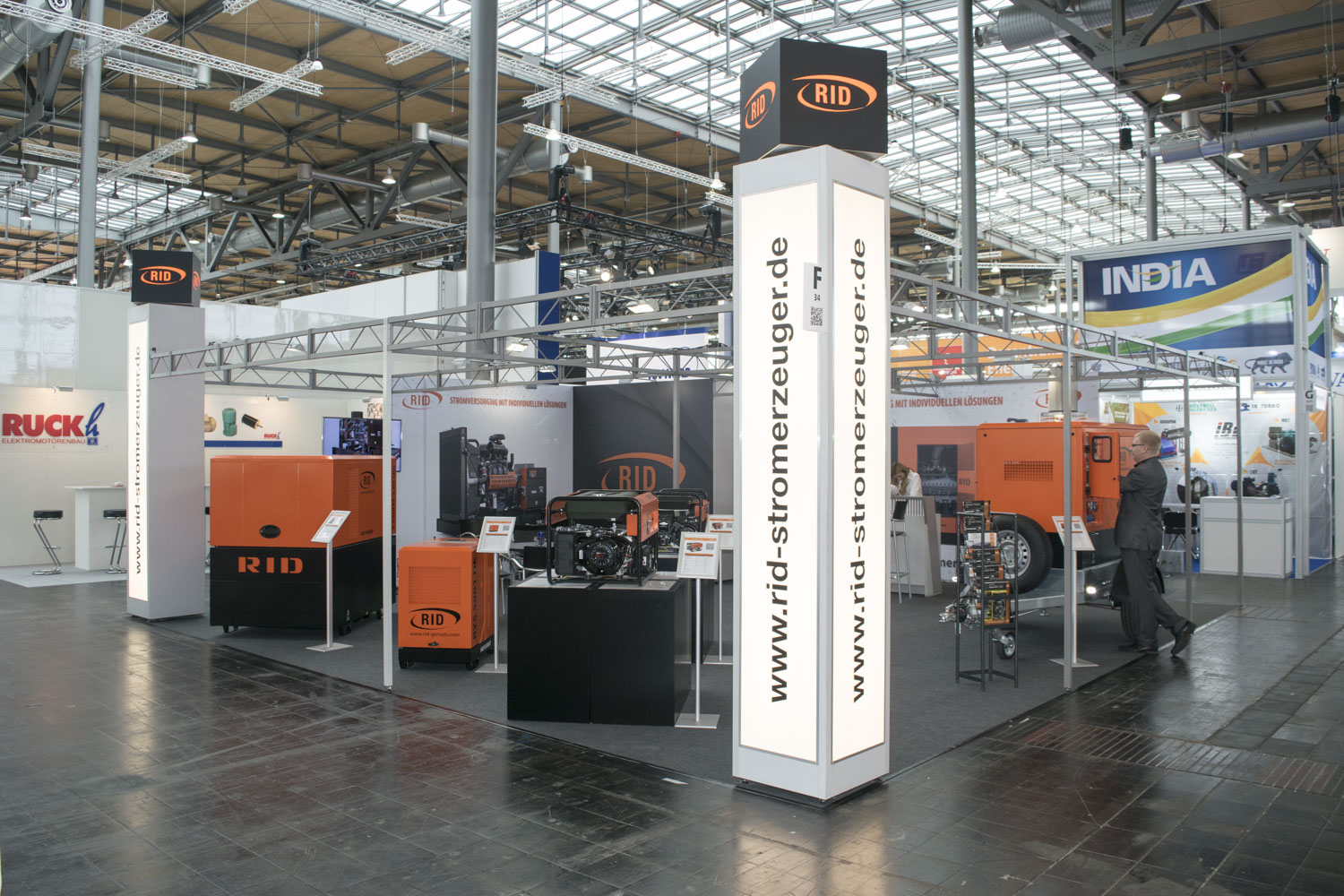 RID Messe Hannover 1