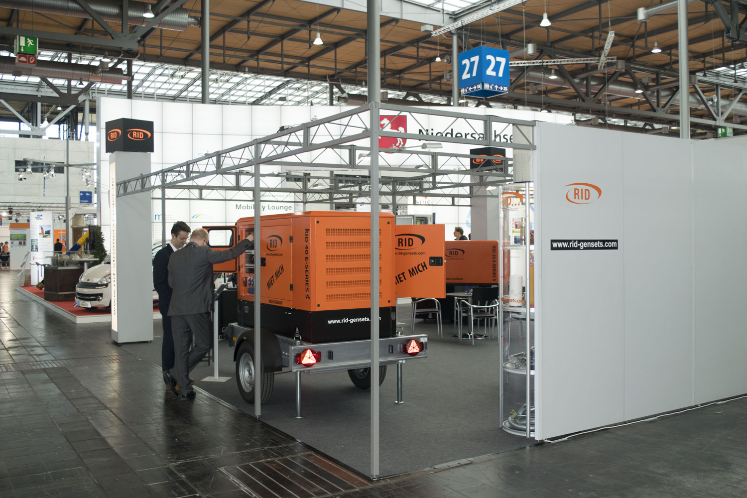 RID Messe Hannover 2
